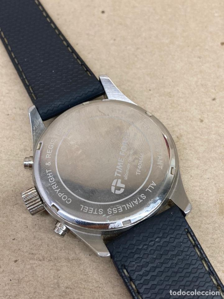 Relojes - Zenith: Reloj Time Forcé chronograph como nuevo se puede vender con caja - Foto 5 - 249279420