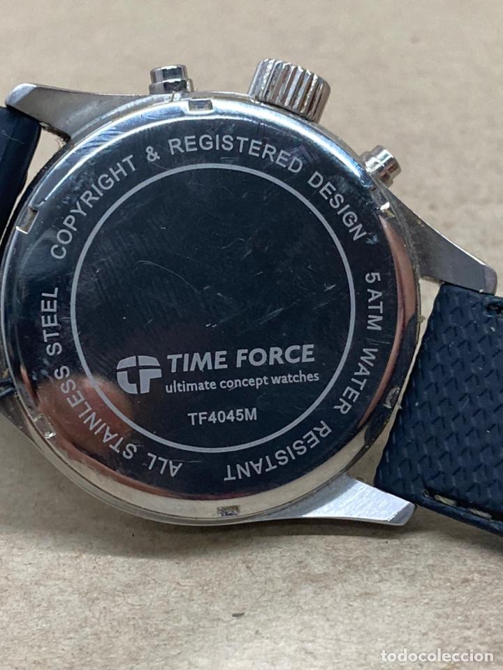 Relojes - Zenith: Reloj Time Forcé chronograph como nuevo se puede vender con caja - Foto 6 - 249279420