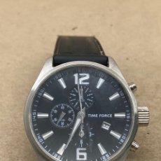 Relojes - Zenith: RELOJ TIME FORCÉ CHRONOGRAPH COMO NUEVO SE PUEDE VENDER CON CAJA. Lote 249279420