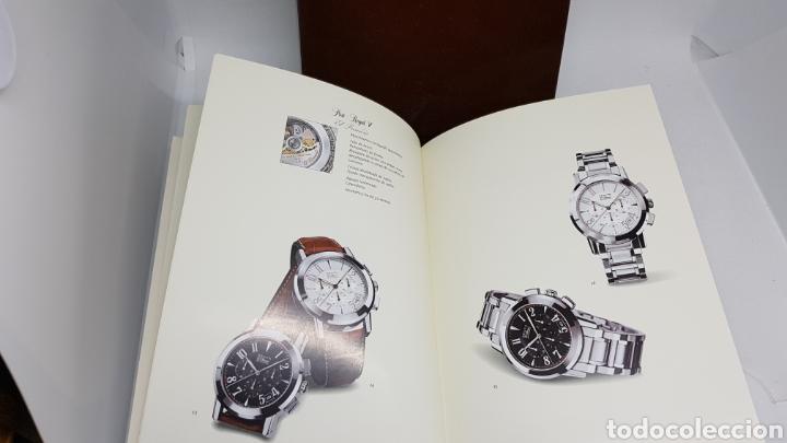 Relojes - Zenith: CATALOGO RELOJ ZENITH COLECCION 2001 CON SOBRE ESTUCHE SIN USO - Foto 3 - 260751100