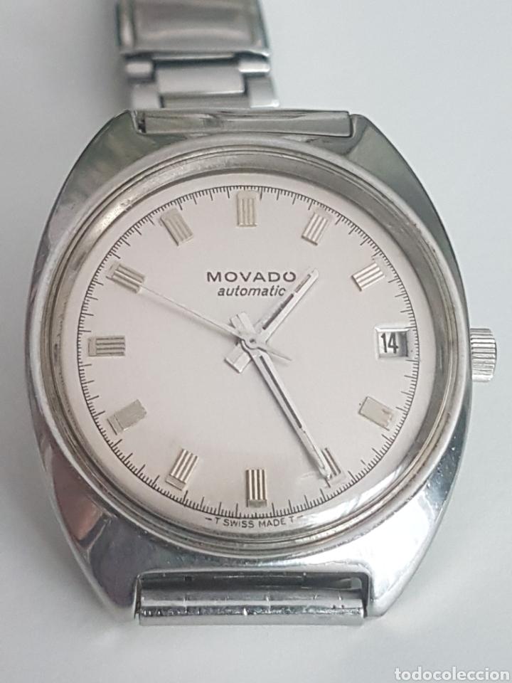 Relojes - Zenith: RELOJ MOVADO ZENITH 25 RUBIS PC 2542 - Foto 2 - 263146935