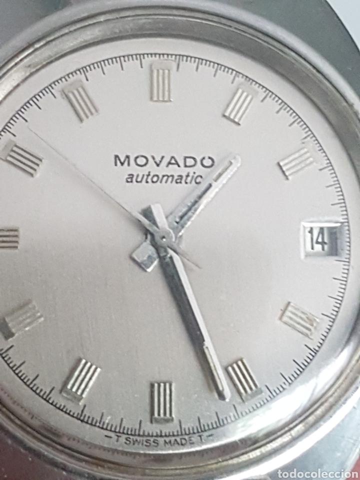 Relojes - Zenith: RELOJ MOVADO ZENITH 25 RUBIS PC 2542 - Foto 7 - 263146935