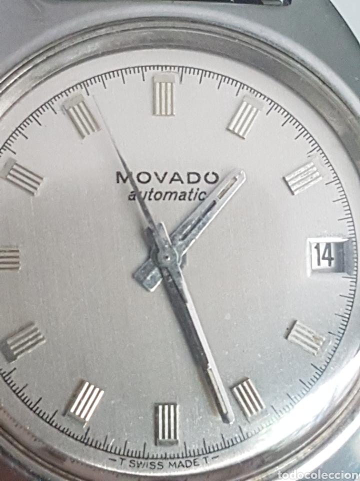 Relojes - Zenith: RELOJ MOVADO ZENITH 25 RUBIS PC 2542 - Foto 8 - 263146935