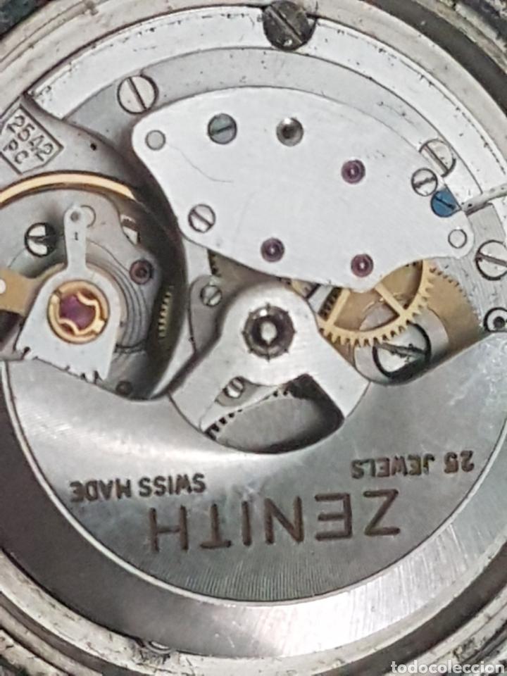 Relojes - Zenith: RELOJ MOVADO ZENITH 25 RUBIS PC 2542 - Foto 14 - 263146935