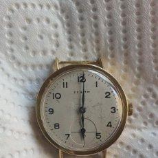 Relojes - Zenith: MAGNIFICO ZENITH DE CUERDA, ORO DE 18 KLTS. Lote 265806599