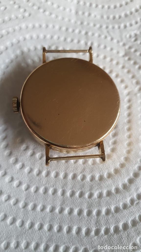 Relojes - Zenith: Magnifico zenith de cuerda, oro de 18 klts - Foto 3 - 265806599