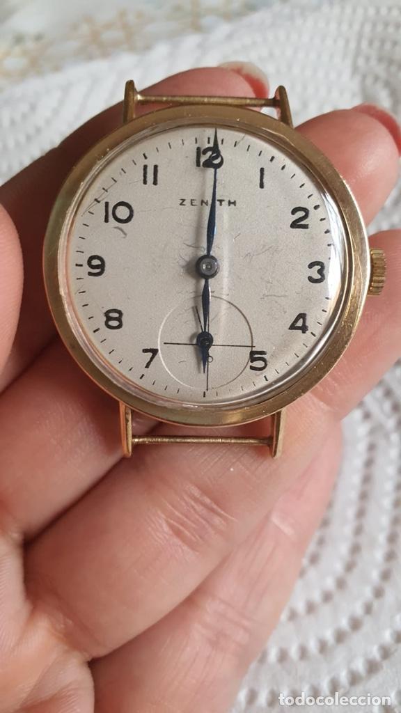Relojes - Zenith: Magnifico zenith de cuerda, oro de 18 klts - Foto 5 - 265806599