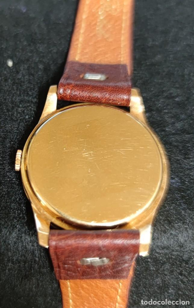 Relojes - Zenith: RELOJ ORO ZENITH AÑOS 50/60 - Foto 4 - 268763339