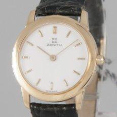 Relojes - Zenith: ZENITH QUARTZ YELLOW GOLD 18K REF: SC03 981. Lote 274184753