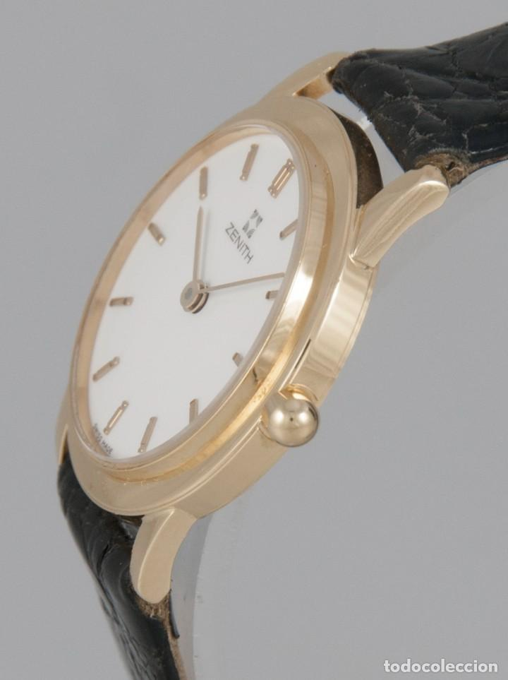 Relojes - Zenith: Zenith Quartz Yellow Gold 18k Ref: SC03 981 - Foto 5 - 274184753