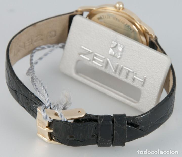 Relojes - Zenith: Zenith Quartz Yellow Gold 18k Ref: SC03 981 - Foto 9 - 274184753