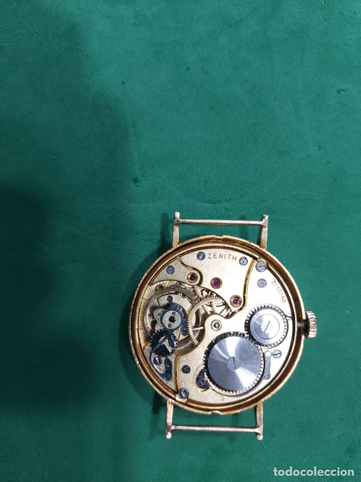Relojes - Zenith: Magnifico zenith de cuerda, oro de 18 klts - Foto 6 - 265806599