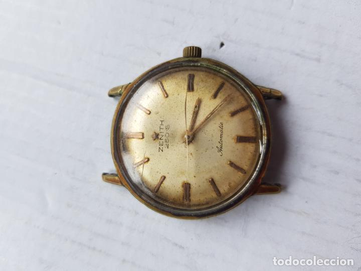Relojes - Zenith: ZENITH 250 S CALIBRE 2532 AUTOMATIC VINTAGE 34MM - Foto 2 - 285057778
