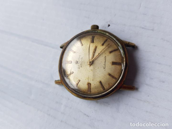 Relojes - Zenith: ZENITH 250 S CALIBRE 2532 AUTOMATIC VINTAGE 34MM - Foto 3 - 285057778