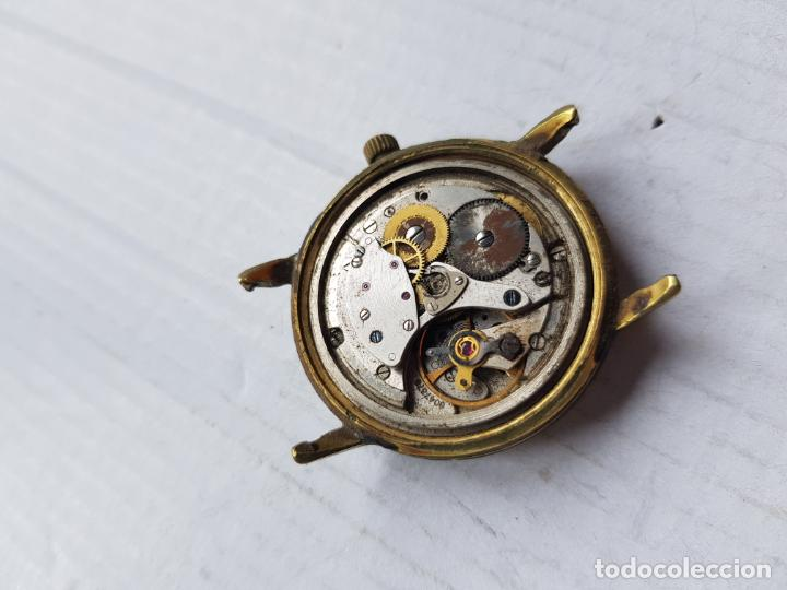 Relojes - Zenith: ZENITH 250 S CALIBRE 2532 AUTOMATIC VINTAGE 34MM - Foto 4 - 285057778