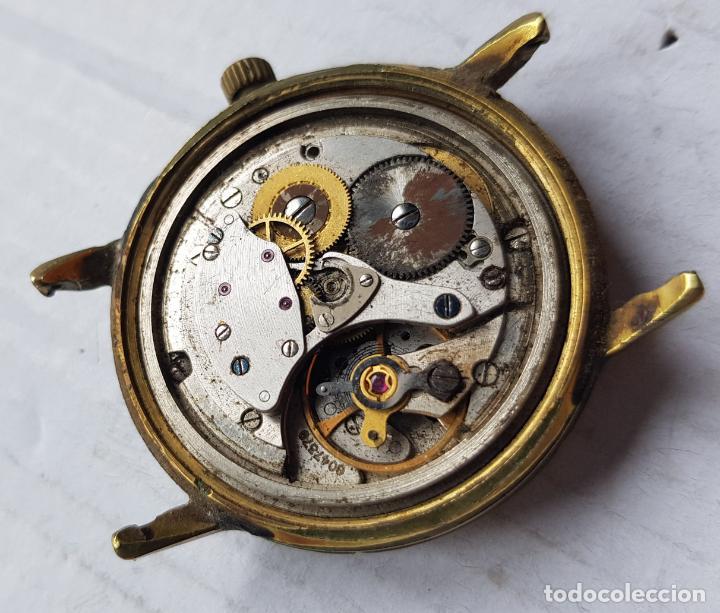 Relojes - Zenith: ZENITH 250 S CALIBRE 2532 AUTOMATIC VINTAGE 34MM - Foto 7 - 285057778