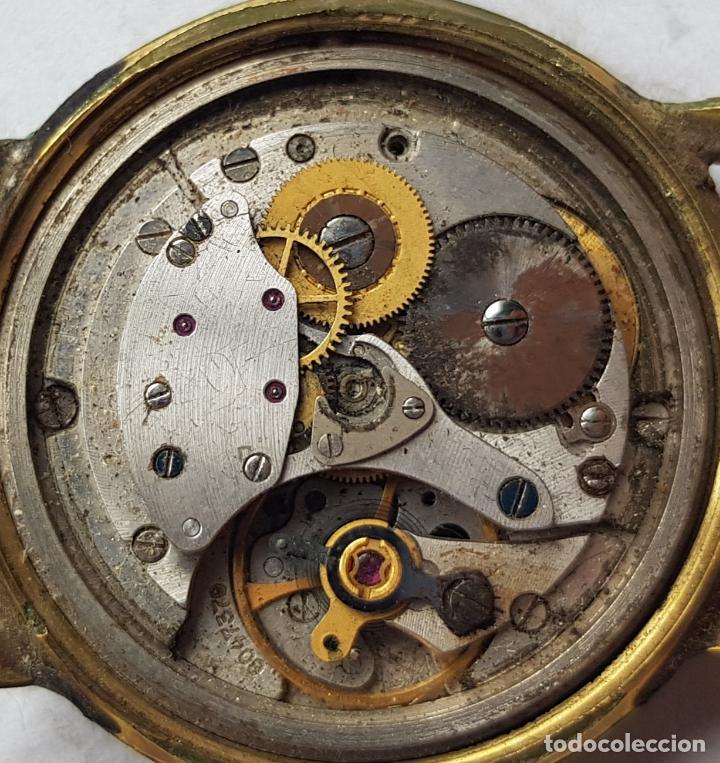 Relojes - Zenith: ZENITH 250 S CALIBRE 2532 AUTOMATIC VINTAGE 34MM - Foto 9 - 285057778