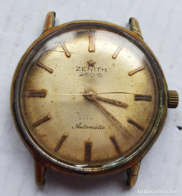 ZENITH 250 S CALIBRE 2532 AUTOMATIC VINTAGE 34MM (Relojes - Relojes Actuales - Zenith)