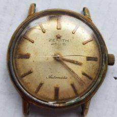 Relojes - Zenith: ZENITH 250 S CALIBRE 2532 AUTOMATIC VINTAGE 34MM. Lote 285057778