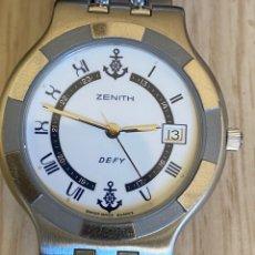 Relojes - Zenith: RELOJ UNISEX ZENITH DEFY PERFECTO. Lote 293428893