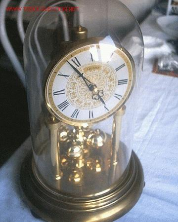 RELOJ DE BURBUJA (VER FOTOS) (Relojes - Relojes Actuales - Otros)