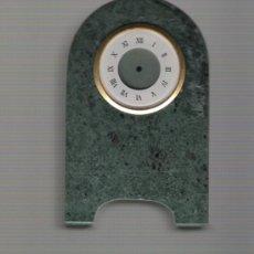 Relojes: BONITO RELOJ DE COLECCION DE MARMOL EN PERFECTO FUNCIONAMIENTO. Lote 18886201