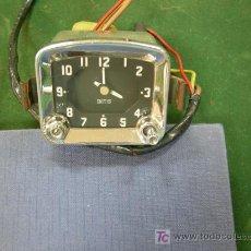 Relojes: ANTIGUO RELOJ DE COCHE MARCA SMITHS ELECTRICO, MADE IN ENGLAND. Lote 26821204