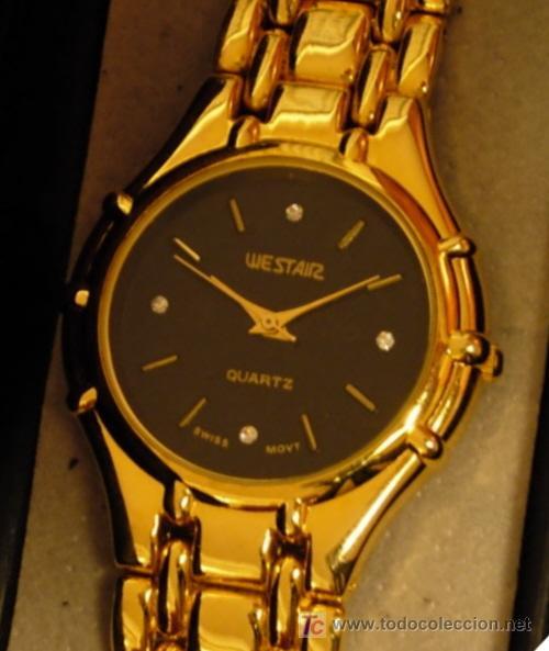 Cuatro BrillantitosElegant Venta Reloj En Vendido WestairCon qzjSpLUGMV