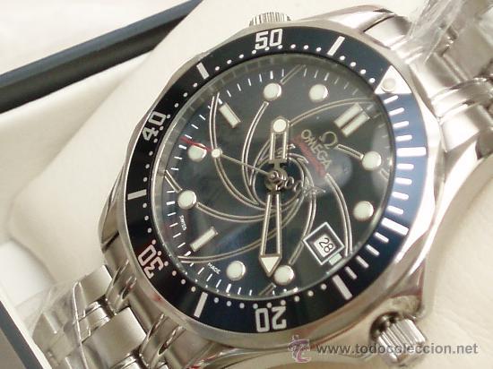 8232a5aed7eb reloj omega james bond 007. (replica) - Vendido en Venta Directa ...