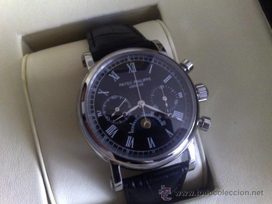 16781ed4c45 Patek philippe moonphase chrono