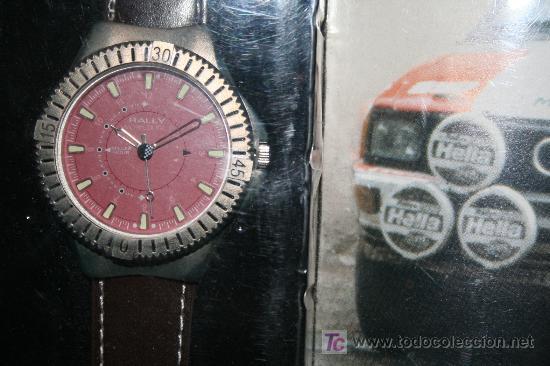 Relojes: Reloj de competicion. Rally World Cup. Coleccion Relojes de Accion y Aventura. nº 5 - Foto 2 - 27451418