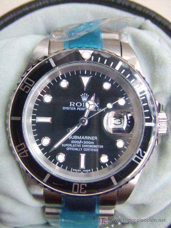 En Negro Perpetual Submariner Venta Rolex Date Oyster Au Vendido 0OwnPk8