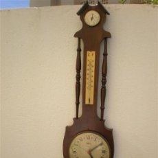 Relojes: RELOJ, BAROMETRO, TERMOMETRO ETC. Lote 16150041