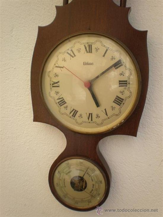 Relojes: reloj, barometro, termometro etc - Foto 2 - 16150041