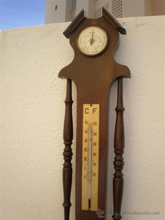 Relojes: reloj, barometro, termometro etc - Foto 3 - 16150041