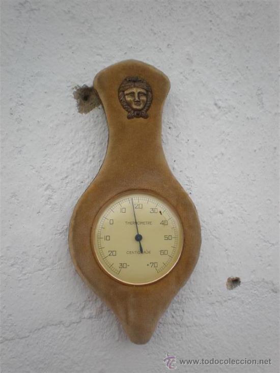 TERMOMETRO DE PARED (Relojes - Relojes Actuales - Otros)