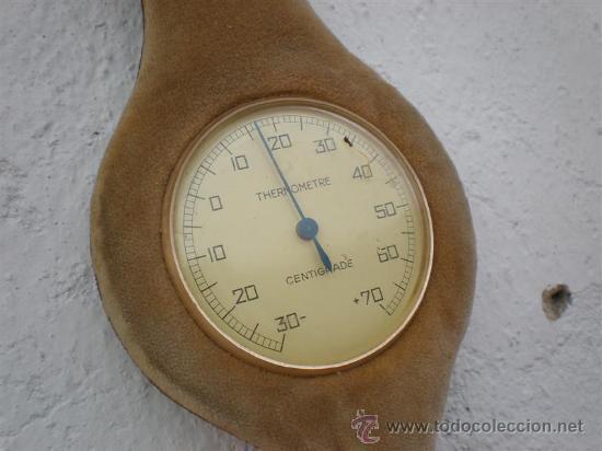 Relojes: termometro de pared - Foto 2 - 17771223