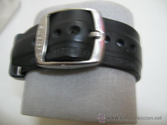 Relojes: Reloj Swatch acero correa y caja instrucciones original Modelo Bond 007 año 2001 - funcionando - Foto 2 - 26595009