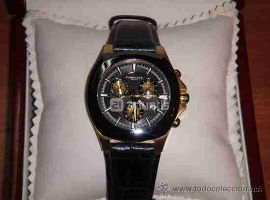 RELOJ CRONÓGRAFO PUISSANCE CERAMIC DE CABALLERO (NUEVO) (Relojes - Relojes Actuales - Otros)