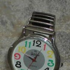 Relojes: LOTE1595 RELOJ DECORACION JUVENIL . Lote 22265030
