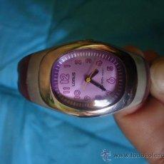 Relojes: RELOJ DE PULSERA SEÑORA LORUS 2ª MARTA DE LOTUS. Lote 26230012
