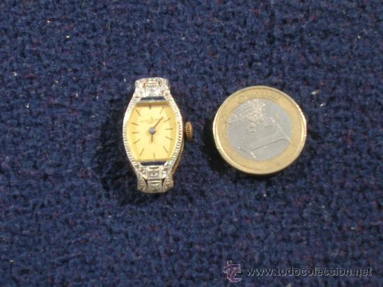 ULYSSE NARDIN DAMA ANTIGUO VER TAMAÑO Y FOTOS (Relojes - Relojes Actuales - Otros)