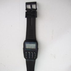 Relojes: RELOJ CALCULADORA DIGITAL DE PULSERA - 50 MEMORIAS - AÑOS 90 - - MARCA ATITA. Lote 26312219