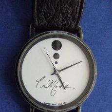 Relojes: RELOJ SAINT DENIS - PARIS - LA MODE - SWISS PART QUARTZ - ORIGINAL DISEÑO - CORREA NUEVA. Lote 25105150