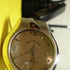 Relojes: RELOJ DE PULSERA LOUIS VALENTIN CALENDARIO . Lote 25390316