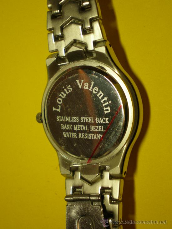 Relojes  RELOJ DE PULSERA LOUIS VALENTIN CALENDARIO - Foto 3 - 25390316 3b567bc5fdb3