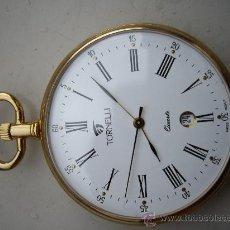 Relojes: RELOJ SUIZO TORNELLI CUARZO EXPOSITOR. NUEVO COMPLETAMENTE SIN USO.. Lote 27316512