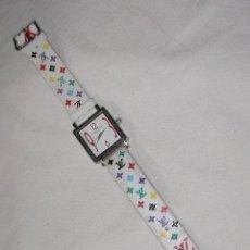 Relojes: RELOJ PULSERA VINTAGE LOUIS VALENTIN. Lote 133724558
