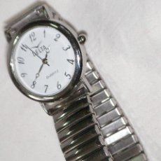 Relojes: RELOJ PULSERA VINTAGE DELTA. Lote 27699615
