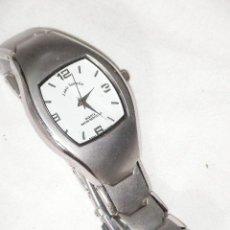 Relojes: RELOJ PULSERA VINTAGE LOUIS VALENTIN. Lote 27699727